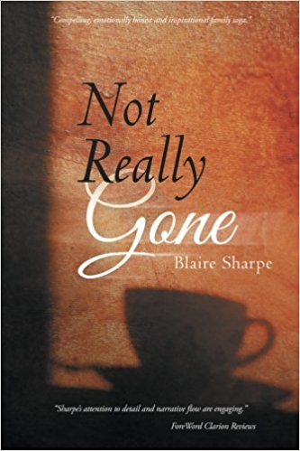 """Not Really Gone"" by Blaire Sharpe Book Review"