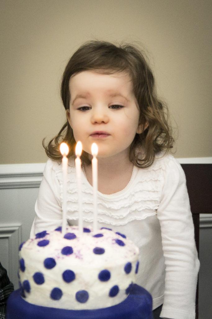 Riley Third Birthday Cake