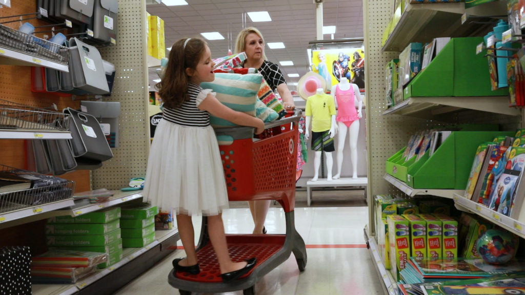 Attention Target Shoppers…