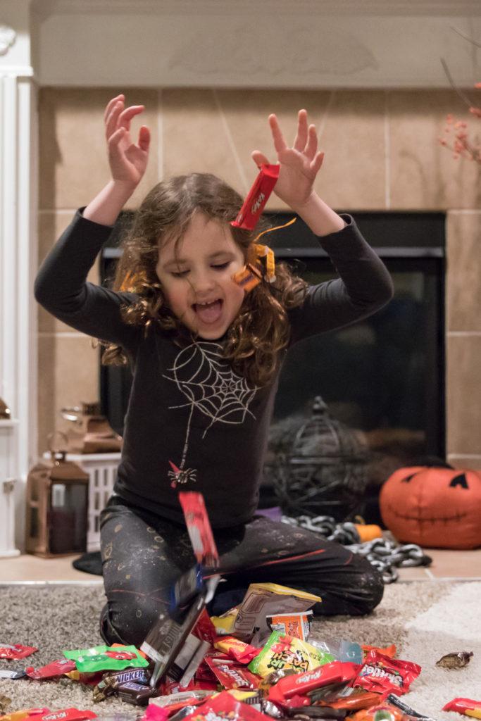 Riley - Halloween 2017 Loot